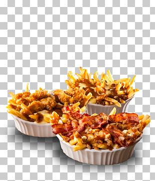 Poutine Chicken Fingers French Fries Cheese Fries Onion Ring PNG