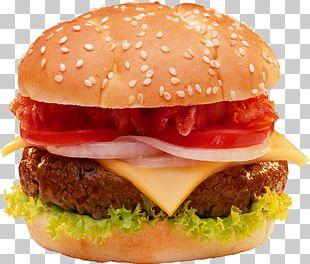 Cheeseburger Hamburger Fast Food McDonald's Big Mac French Fries PNG
