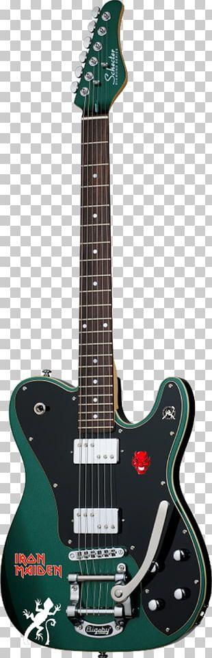 Electric Guitar Acoustic Guitar Bass Guitar Schecter Guitars PT Fastback Schecter Guitar Research PNG
