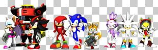 Sonic Heroes Sonic The Hedgehog Video Game Player Character PNG