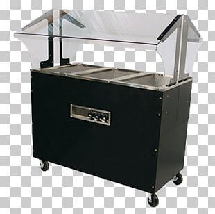 Buffet Table Stainless Steel Restaurant Food PNG