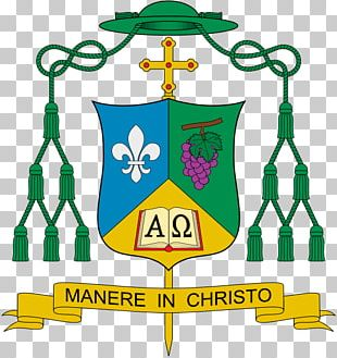 Roman Catholic Diocese Of Granada Titular Bishop Coat Of Arms PNG