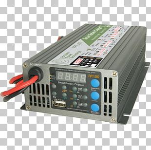 Battery Charger Power Inverters Electronics Electronic Component Electric Power PNG