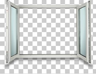 Large Open Window PNG