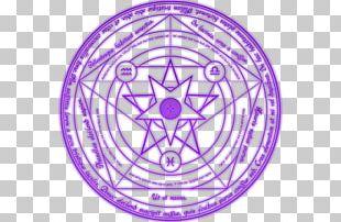 Magic Circle Occult Pentagram PNG