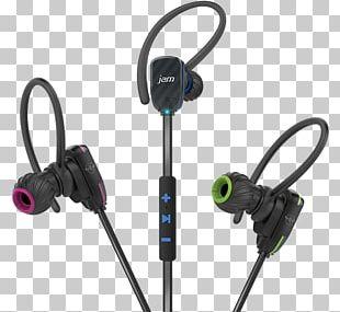 Headphones Bluetooth Wireless JAM Transit Micro Sport Buds Headset PNG