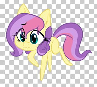 Horse Fairy Pink M PNG