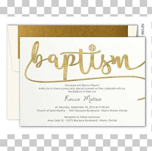 Baptism Wedding Invitation First Communion Eucharist Confirmation PNG