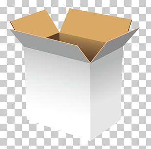 Paper Cardboard Box Carton Euclidean PNG