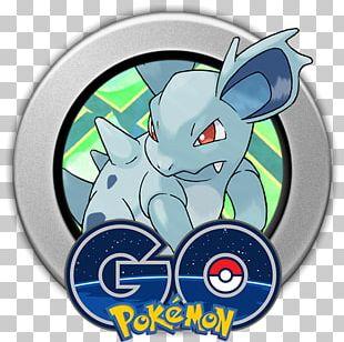 Pokémon GO Charizard Nidoqueen PNG