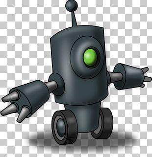 Valentine's Day Love Craft Boy Robot PNG