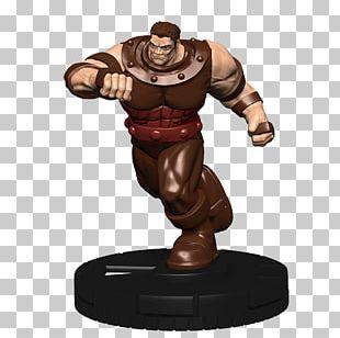 Juggernaut HeroClix Professor X Magneto Figurine PNG