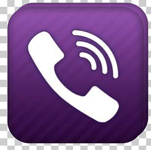 Viber Logo Messaging Apps PNG