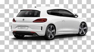 Volkswagen Scirocco Compact Car Sport Utility Vehicle PNG