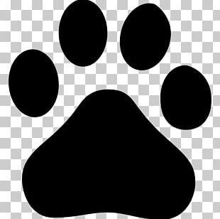 Dog Paw Logo Cat PNG