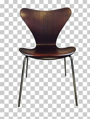Model 3107 Chair Ant Chair Furniture Mid-century Modern PNG