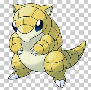 Pokémon X And Y Pikachu Brock Sandshrew PNG