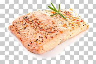 Smoked Salmon Carpaccio Steak Tartare Fillet Salmonids PNG