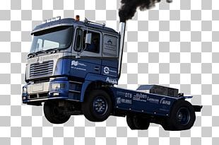 Motor Vehicle Tires Cargo Commercial Vehicle Semi-trailer Truck PNG