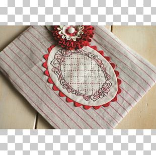 Place Mats Doily Embroidery Rectangle Flooring PNG