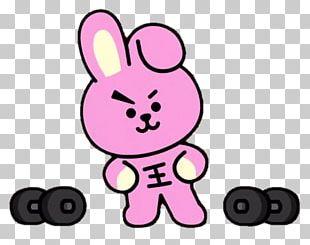 BTS Drawing Fan Art PNG