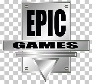 Fortnite Logo Epic Games Brand Product PNG