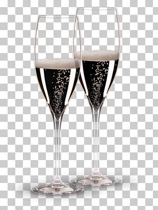Champagne Glass Wine Glass Prosecco PNG