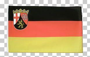 Flag Of Rhineland-Palatinate Flag Of Rhineland-Palatinate Flag Of Rhineland-Palatinate Fahne PNG