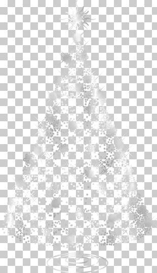 Christmas Tree Fir Santa Claus Christmas Ornament PNG