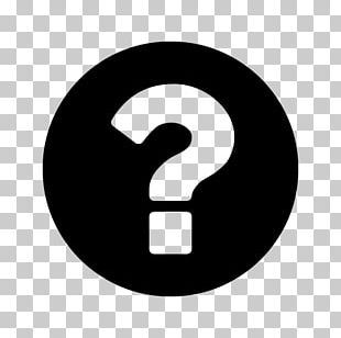 Question Mark Symbol Computer Icons Sign PNG