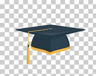Student Square Academic Cap Graduation Ceremony Hat PNG