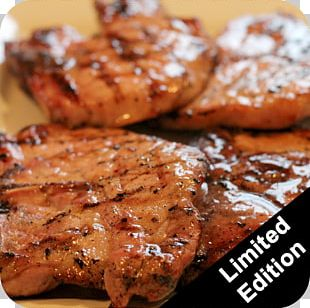 Ribs Barbecue Pork Chop Glaze Meat Chop PNG
