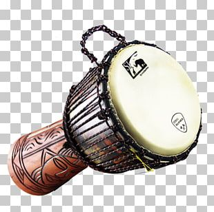 Africa Drum Musical Instrument PNG