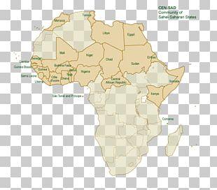 Community Of Sahel-Saharan States Business Regional Economic Communities Economy PNG