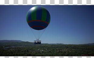 Hot Air Balloon Atmosphere Sky Plc Adventure Film PNG