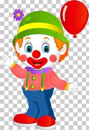 It Joker Evil Clown PNG