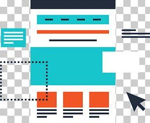 Landing Page Digital Marketing Web Page Search Engine Optimization Web Design PNG