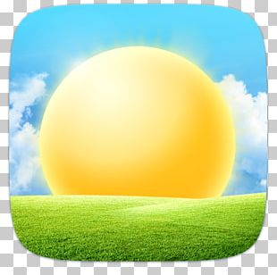 Weather Forecasting Software Widget Android PNG