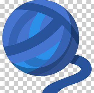 Cobalt Blue Electric Blue Circle PNG