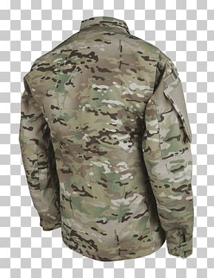 Military Camouflage Army Combat Uniform Clothing Ripstop Military Uniform PNG