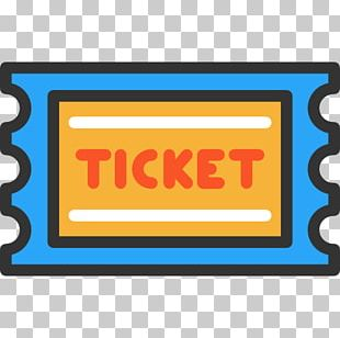 Ticket Computer Icons PNG