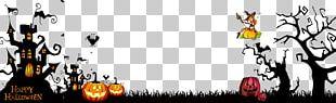 Halloween Jack-o'-lantern Trick-or-treating PNG