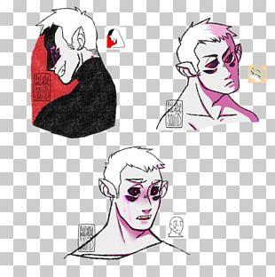 Glasses Ear Illustration Product Design Sketch PNG