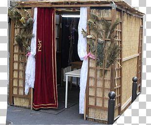 Sukkot Cabane Jewish Holiday Sukkah Judaism PNG