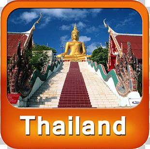 Wat Phra Yai Temple Of The Emerald Buddha Golden Buddha Buddhism PNG