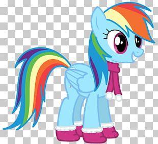 Rainbow Dash Pony Rarity Pinkie Pie PNG