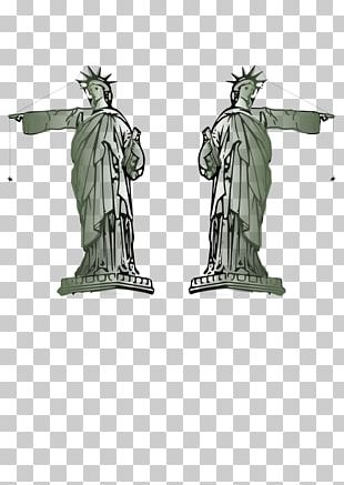 Statue Of Liberty Graphics Drawing PNG