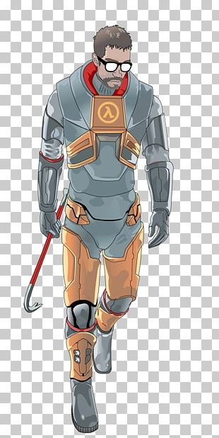 Half-Life 2: Episode Three Costume Design Gordon Freeman Xen PNG