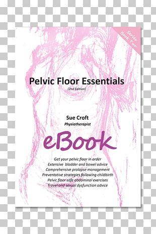 Pelvic Floor Essentials Pink M Pelvis Font PNG