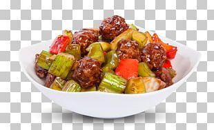 Sweet And Sour Vegetarian Cuisine Meatball Food Mediterranean Cuisine PNG